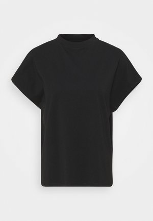 NMHAILEY - Basic T-shirt - black