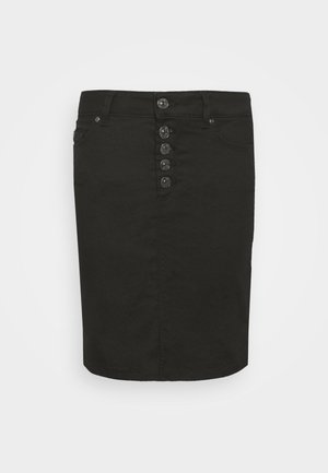 ONLBLUSH LIFE SKIRT - Pencil skirt - black