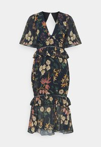 Hope & Ivy Petite - GENEVIEVE - Koktejlové šaty/ šaty na párty - navy - 0