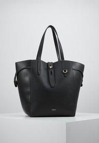 Furla - NET TOTE - Tote bag - onyx - 0