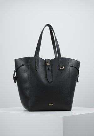 NET TOTE - Tote bag - onyx