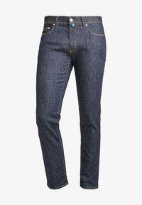 Pierre Cardin - FLEX - Straight leg jeans - dark-blue denim - 5