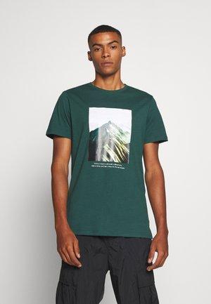 DANNY TEE - Print T-shirt - ponderosa pint