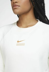 Nike Sportswear - Sudadera - sail/metallic copper - 3