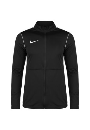 Training jacket - black / white