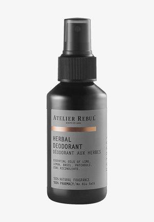 HERBAL DEODORANT 100ML - Deodorant - -
