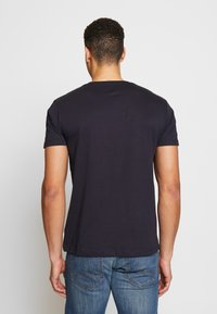 Esprit - 2 PACK - T-shirts basic - navy - 2