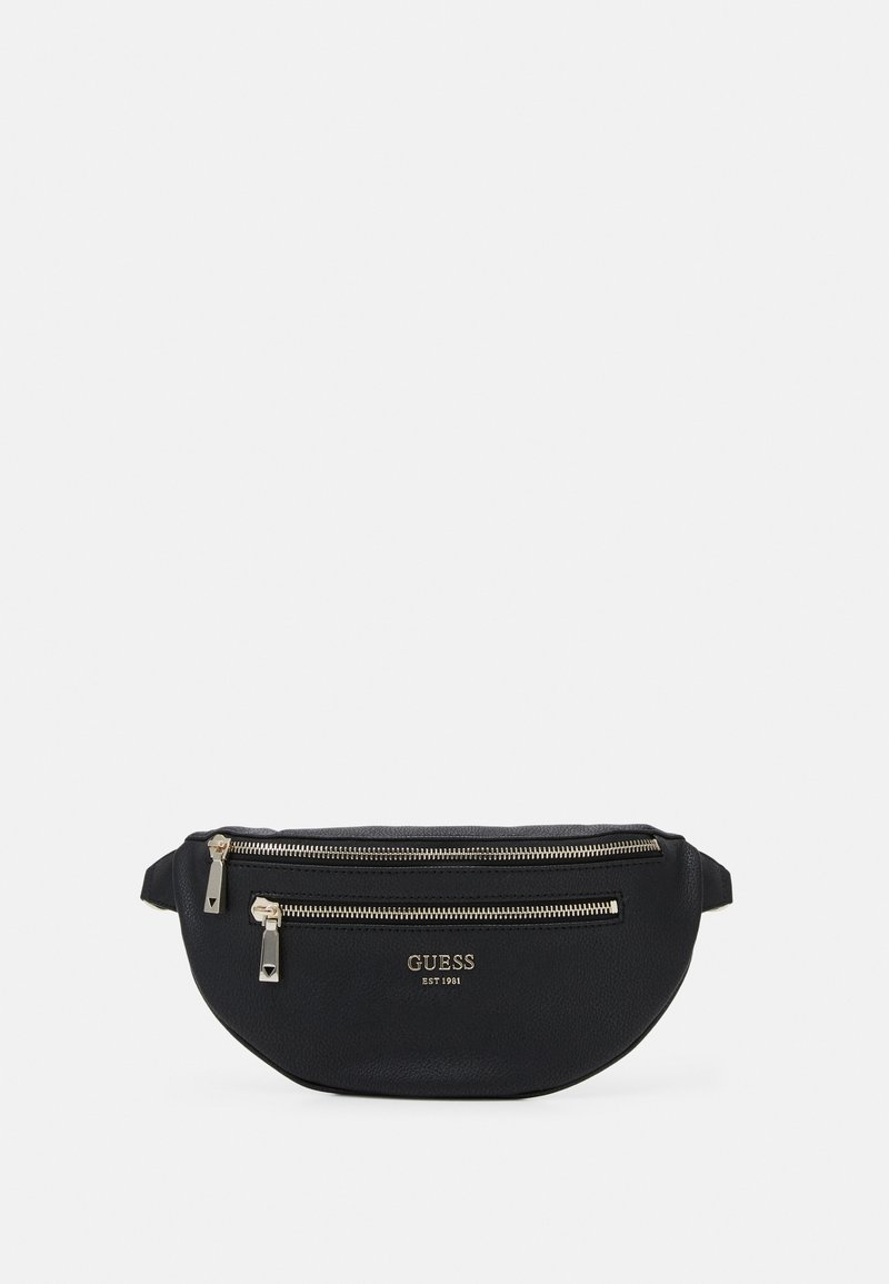 Guess - VIKKY BELT BAG - Bum bag - black