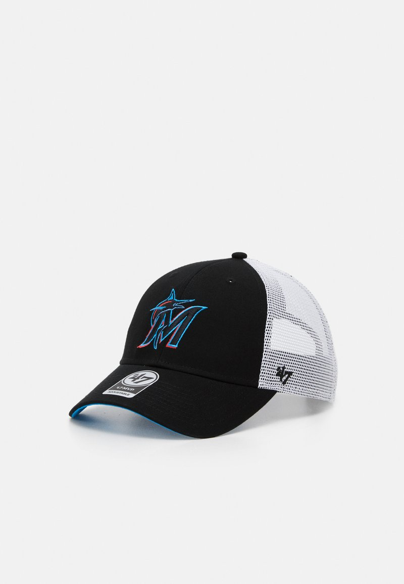 '47 - MIAMI MARLINS BRANSON '47 UNISEX - Cap - black