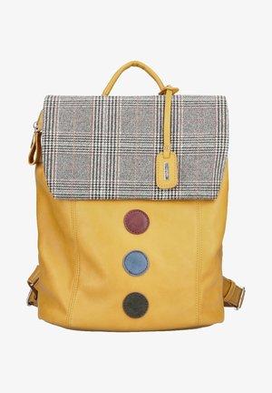 Zaino - yellow-grey-rust