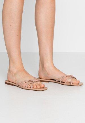 ERICKA - Mules - nude