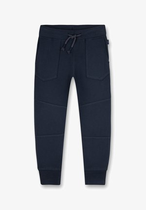 SCOOTER - Tracksuit bottoms - blau