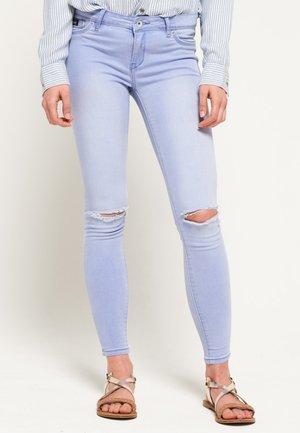 ALEXIA - Jeansy Skinny Fit - blue