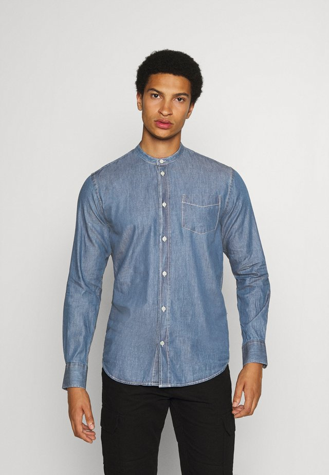 RICHARD MANDARIN - Camicia - blue