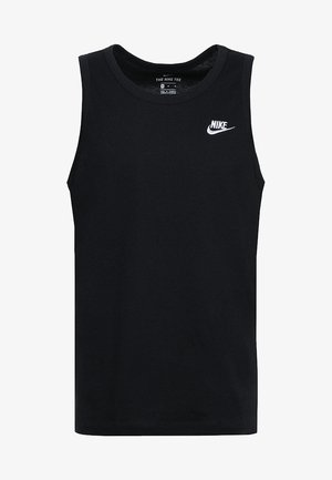 CLUB TANK - Top - black