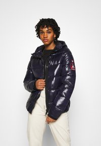 Superdry - HIGH SHINE TOYA - Winter jacket - nautical navy - 0