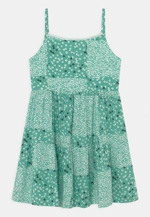 MIX MATCH DRESS - Day dress - green
