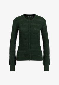 WE Fashion - Cardigan - army green - 5