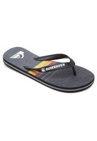 Quiksilver - Pool shoes - black/grey/black - 2