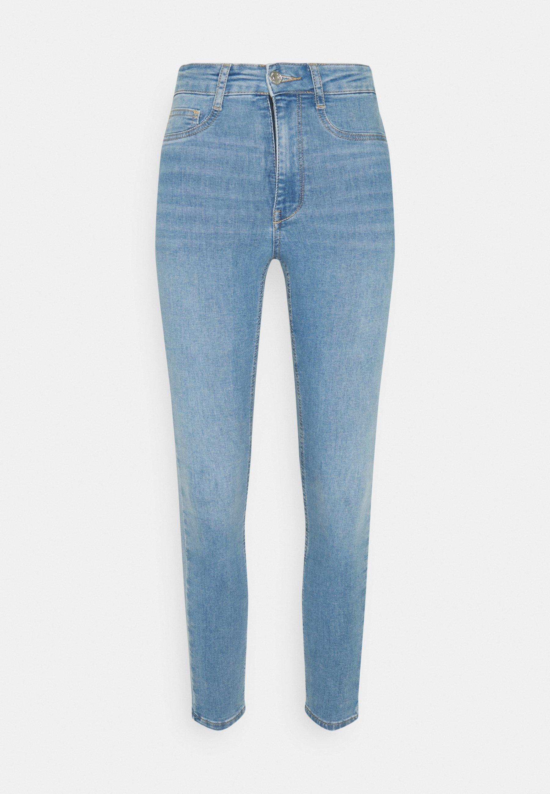 Damen HIGHWAIST - Jeans Skinny Fit