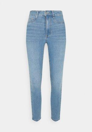 HIGHWAIST - Skinny džíny - blue