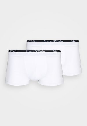 2 PACK - Boxerky - weiss
