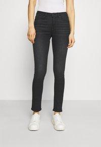 Opus - ELMA STONE - Jeans slim fit - stone grey - 0