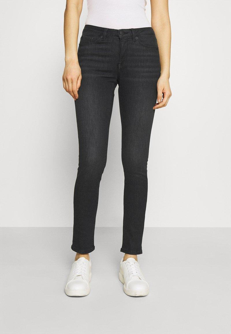 Opus - ELMA STONE - Jeans slim fit - stone grey
