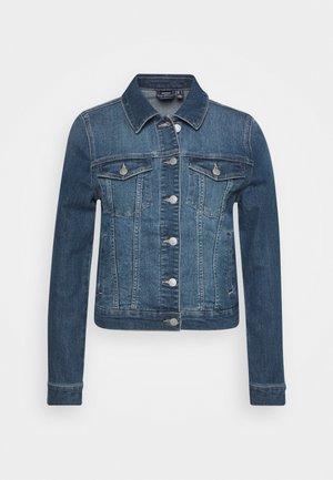 VMULRIKKA JACKET - Denim jacket - medium blue denim