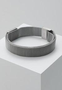 Guess - IDENTITY LOGO MAG UNISEX - Pulsera - silver-coloured - 2