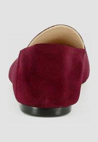 Evita - ASIA - Scarpe senza lacci - dark red - 3