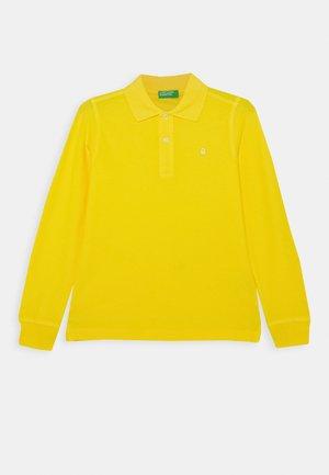BASIC BOY - Polo shirt - yellow