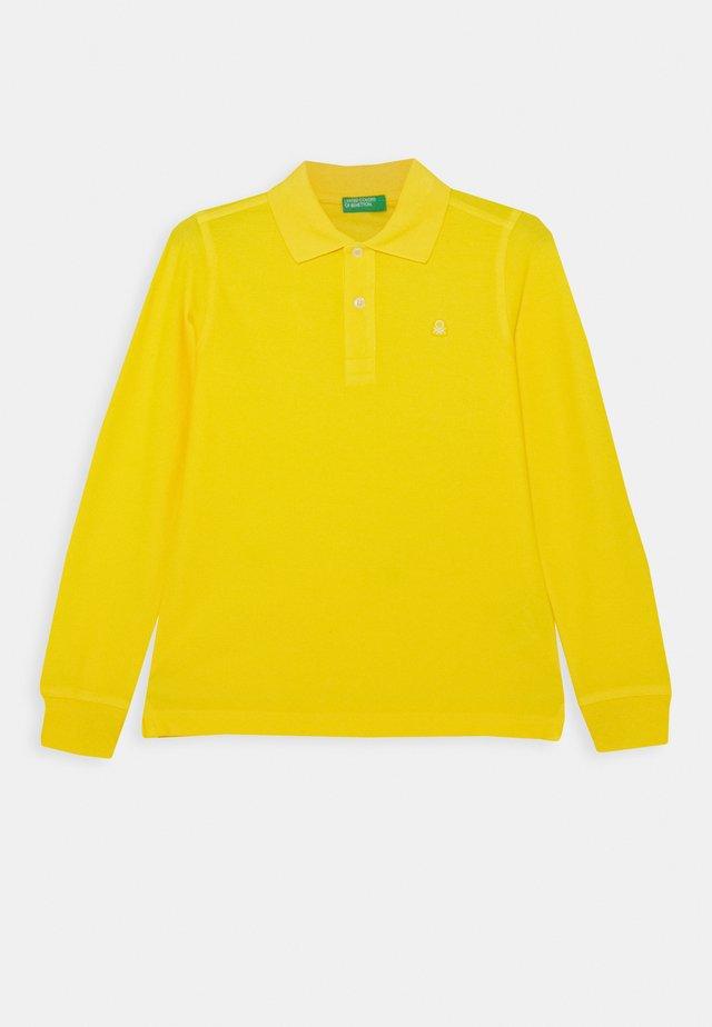 BASIC BOY - Poloshirt - yellow