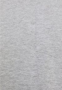 Blend - BHNASIR ORGANIC TEE - T-shirt basique - stone mix - 2