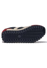 ASFVLT - GATE GAT005 - SNEAKER LOW - Trainers - navy tan red - 4