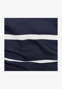 sartho blue monk stripe