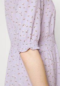 Monki - REESE DRESS - Day dress - lilac - 5