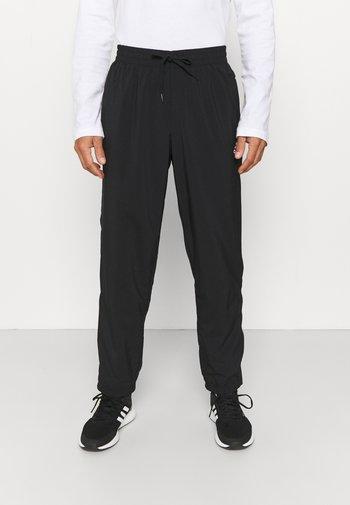 STANFORD ESSENTIALS AEROREADY - Pantaloni sportivi - black