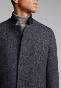Esprit Collection - Classic coat - dark grey - 5