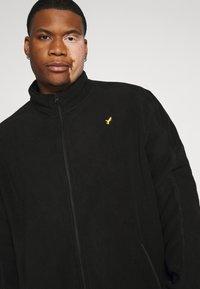 Pier One - Fleece jacket - black - 5