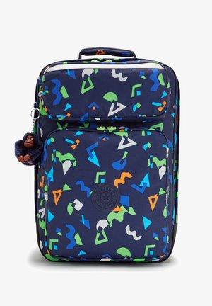 School bag - geo mix dark