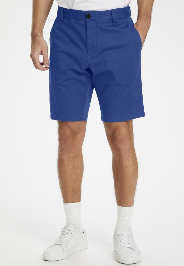 MAPRISTU SH CHINO - Shorts - mediterranien blue