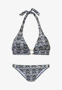 TRIANGEL - Bikini - schwarz-weiß