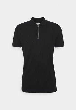JJSTRUCTURE - Poloskjorter - black