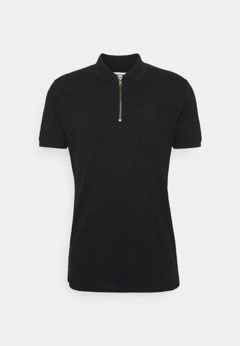 JJSTRUCTURE - Polo shirt - black