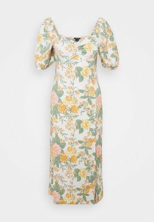 SANNA DRESS - Maxi dress - white dusty light
