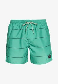 O'Neill - CONTOURZ - Swimming shorts - green/blue - 2