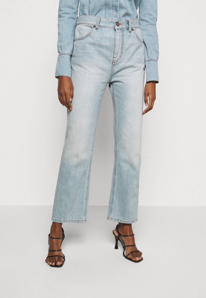 Victoria Victoria Beckham - CALI - Jeans a sigaretta - parisian blue