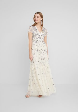 PRARIE FLORA GOWN - Robe de cocktail - champagne