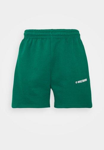 JUNE SHORTS - Shorts - bottle green
